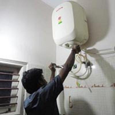 geyser repair services patna